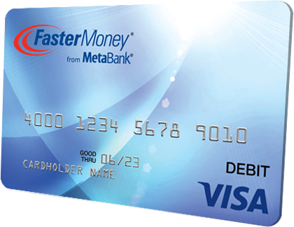 Faster Money Card