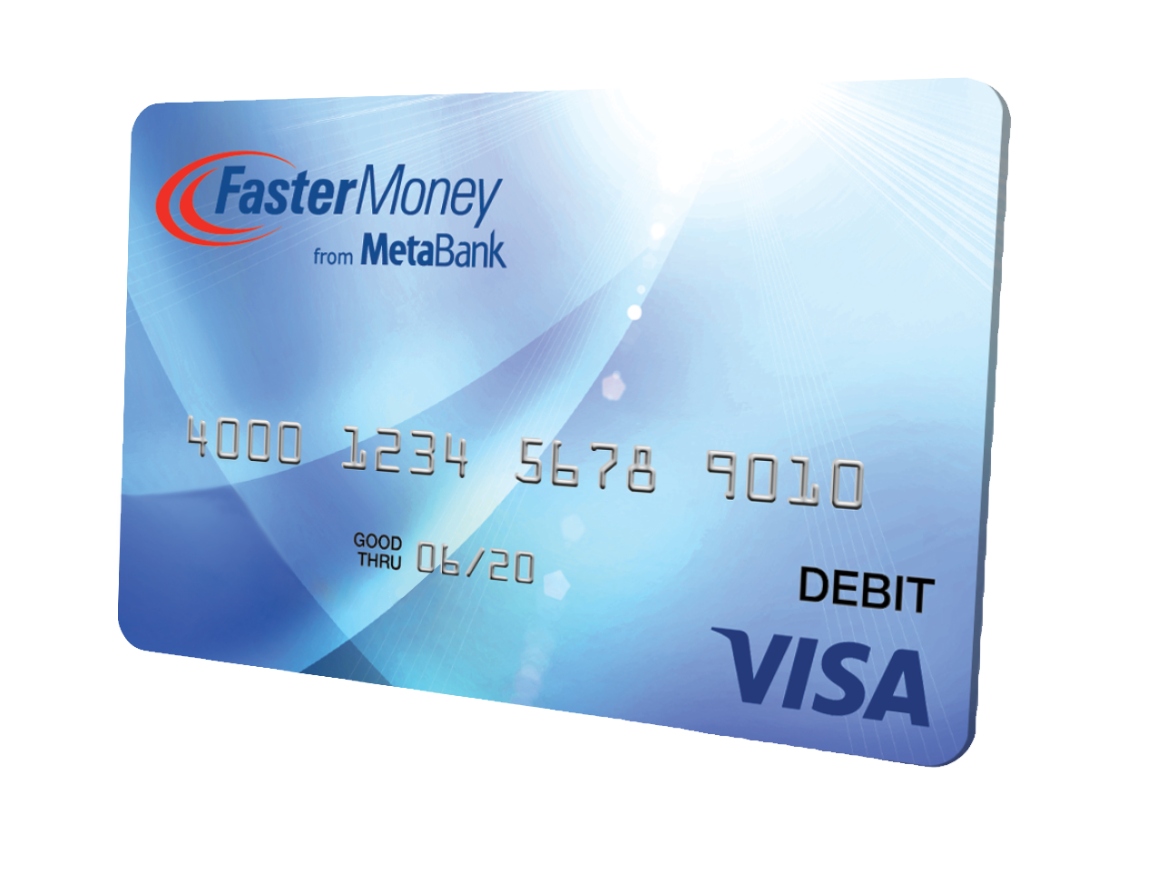 Prepaid Visa Debit Cards | Faster Payments with FasterMoney